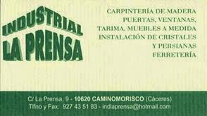 Industrial La Prensa