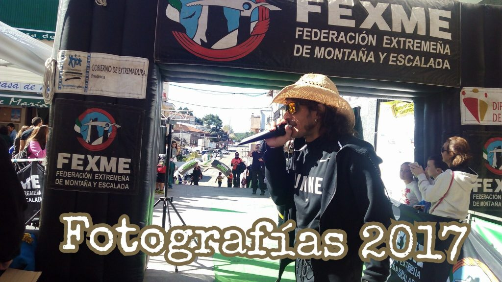 Fotografías Cumbres Hurdanas 2017