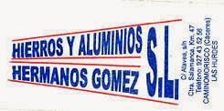 Hierros y Aluminios Hermanos Domínguez