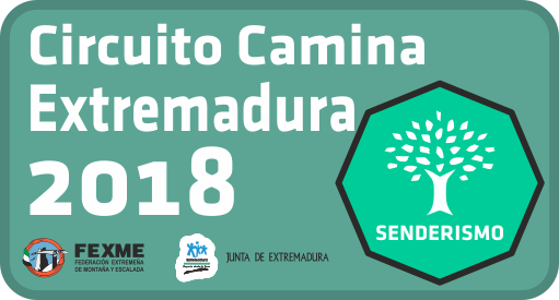 Camina Extremadura 2018