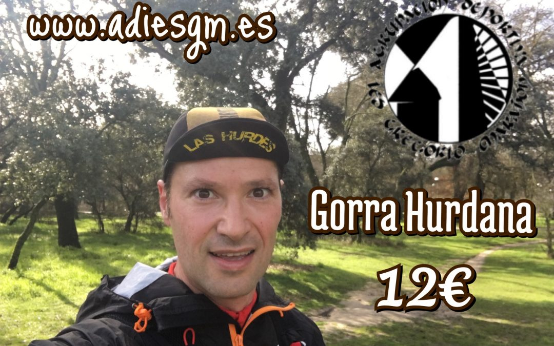 Gorras Las Hurdes Territorio Trail