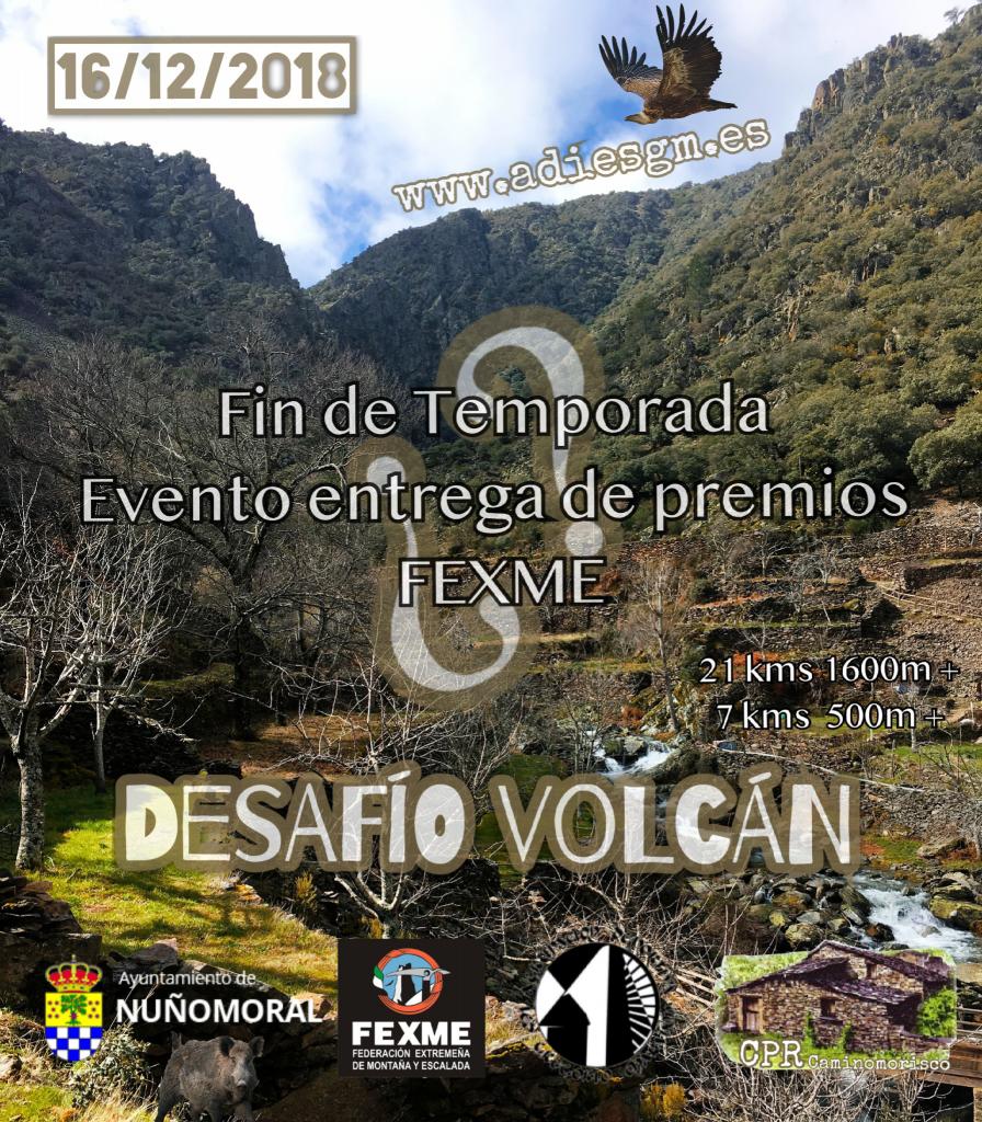 Desafío Volcán
