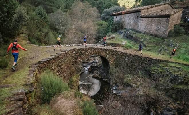 TrailCyL: El Trail Cumbres Hurdanas preparado para la acción